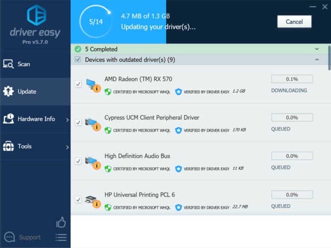 Driver Easy - Best Driver Updater Software