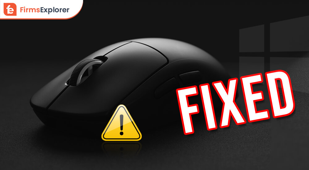 How to Find and Fix Problems with Wireless Mouse on Windows PC