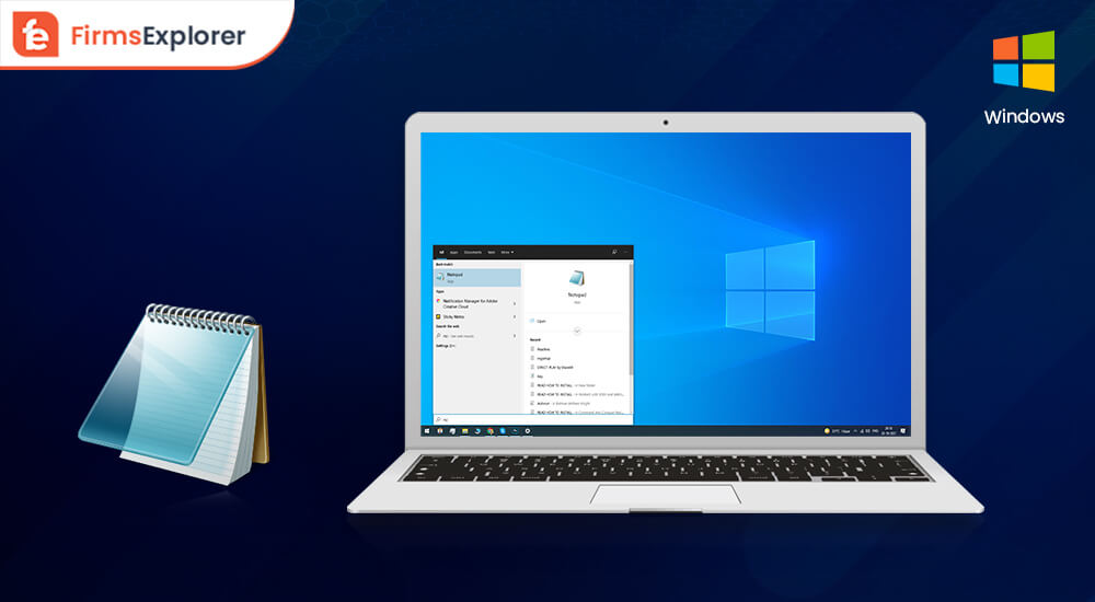 How To Get Help With Notepad In Windows 10
